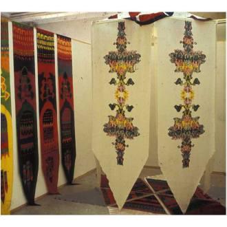 Textile Installation 1972