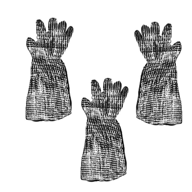 3=gloves