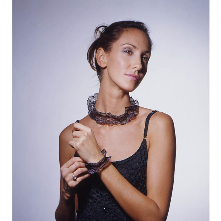 necklace and bracelet